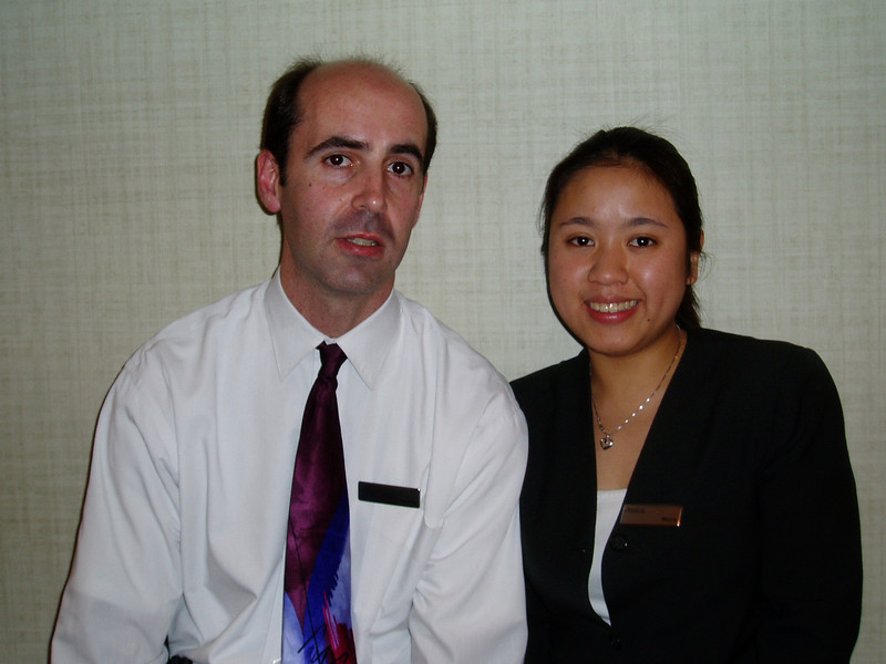 May 2005<BR>Sergio's last few days at The Westin<BR>Jessica