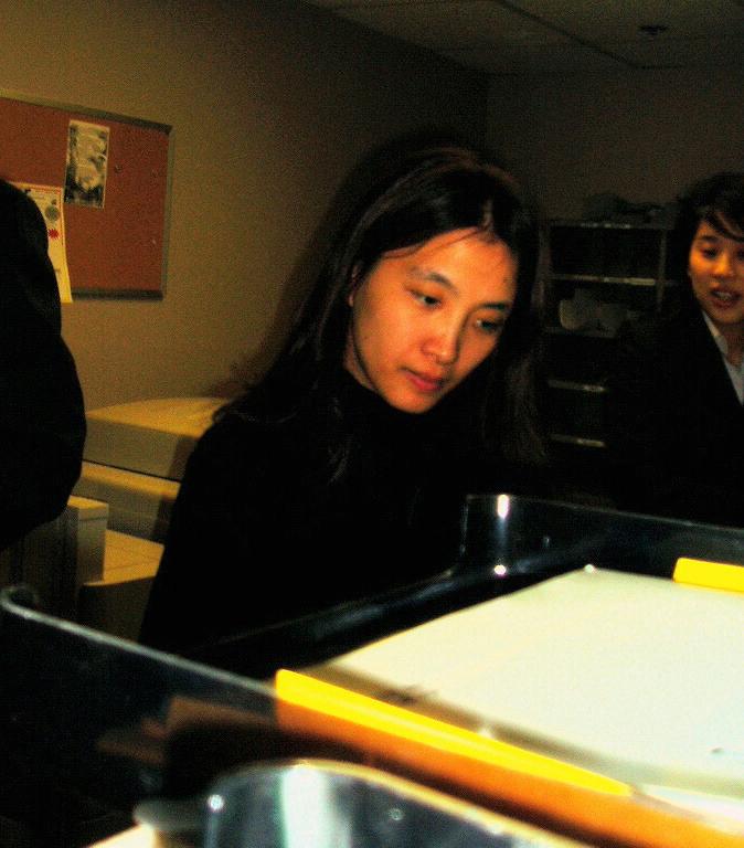 Kandi and Michiko