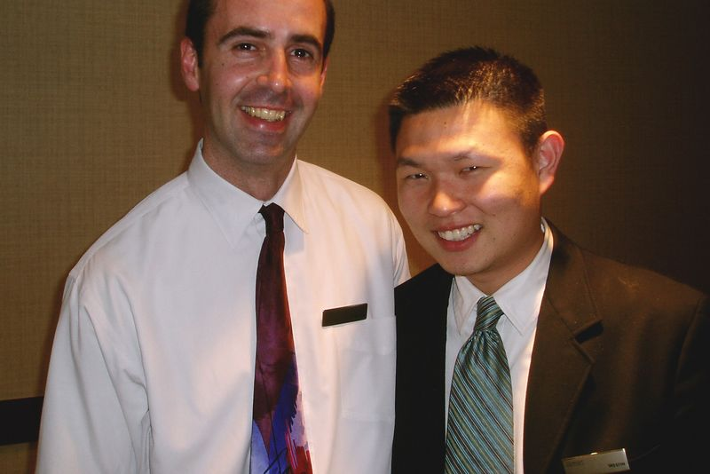 May 2005<BR>Sergio's last few days at The Westin<BR>Jim