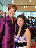 Dr. Cindy L. Miles Chancellor GCCCD and Amber Carino - Cuyamaca College Foundation Shine On Fundraiser