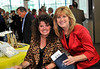 Dee Dean - The East County Herald  and Vicki Whitmire - Senior Vice President at Borrego Springs Bank and Secretary of Grossmont College Foundation at Cuyamaca College Foundation Shine On Fundraiser