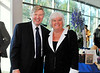 Rick Alexander, Governing Board Member and Sue Keith, Citrus College Trustee Cuyamaca College Foundation Shine On Fundraiser