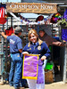 Shelby Meyer wins Grand Champion Market Hog at the Eastern San Diego County Junior Fair 2010.  Shelby is a part of El Capitan FFA.