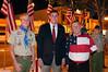El Cajon Flags Veterans Day_4978