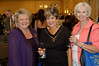 Judy Mantle, Dolores Buller and Shirley Caputa