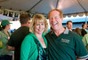 Hooleyfest La Mesa St. Patrick's Day. Karen Cook and David Keltner