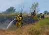 Lakeside vegetation fire 06-01-2010_0307