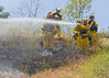 Lakeside Vegetation Fire - June 1 2010 :