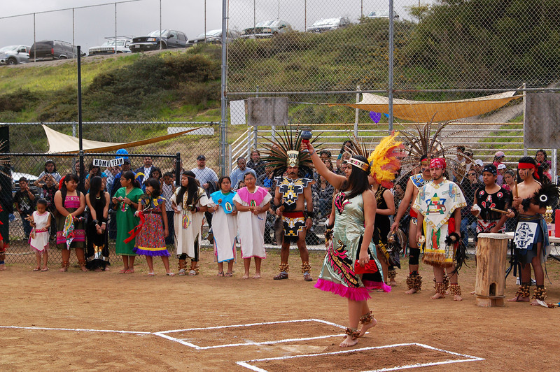 The Aztec Dancers East County San Diego