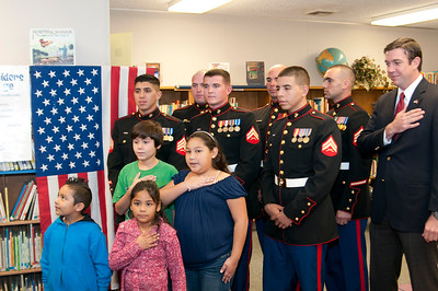 Lexington Elementary Veterans Day