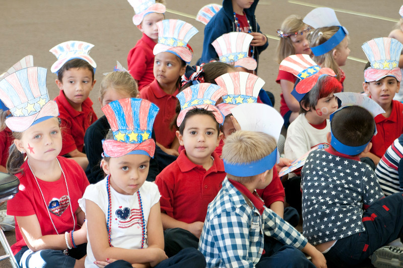 Literacy First Charter Schools Veterans Day_4236