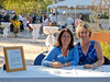 Robin Johnson and Karen Cook