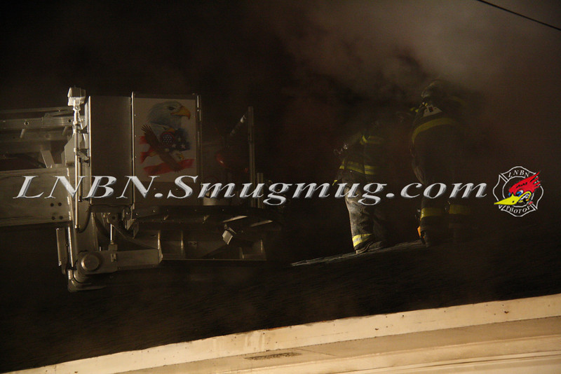 East Islip Working Fire  43 Lagoon Place 12-27-11-15