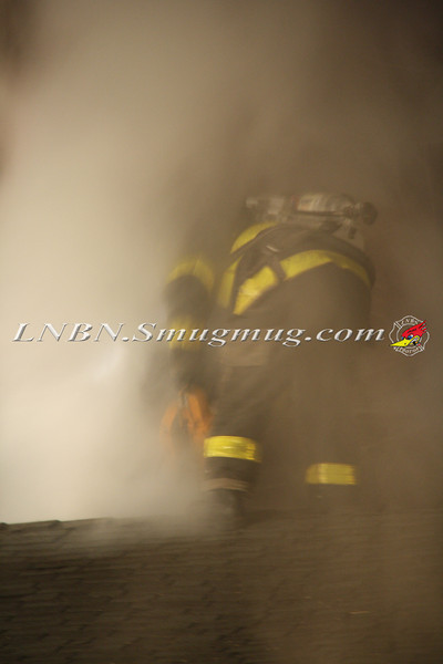 East Islip Working Fire  43 Lagoon Place 12-27-11-4