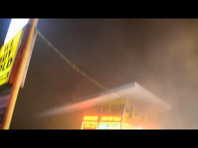east meadow building fire 1-1-13