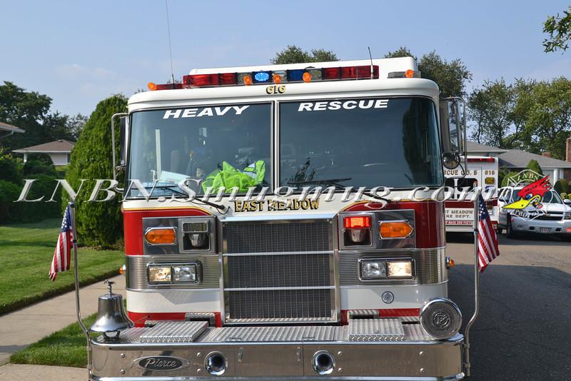 East Meadow F D House Fire 129 BEVERLY PL CS STEPHEN ST 8-21-2013-2-37