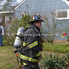 East Meadow F D  House Fire 1477 Prospect Ave 3-22-12-14
