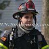East Meadow F D  House Fire 1477 Prospect Ave 3-22-12-18