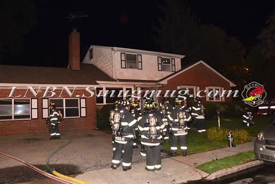 East Meadow F.D. House Fire 1727 North Jerusalem Road 7-31-15
