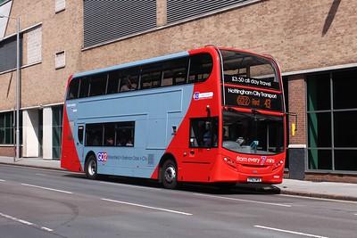 Bus Operators in East Midlands (UPDATE 12.07.2016)