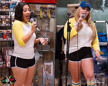 Cosplay Karaoke 3