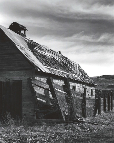 Palouse Barn
