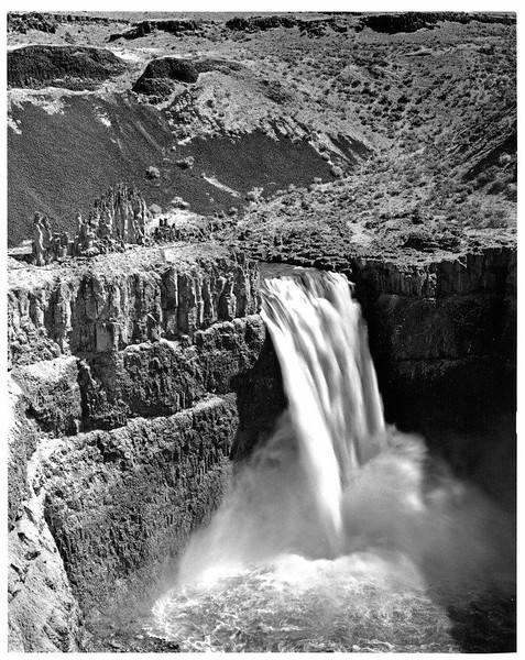 Palouse Falls, April 2017