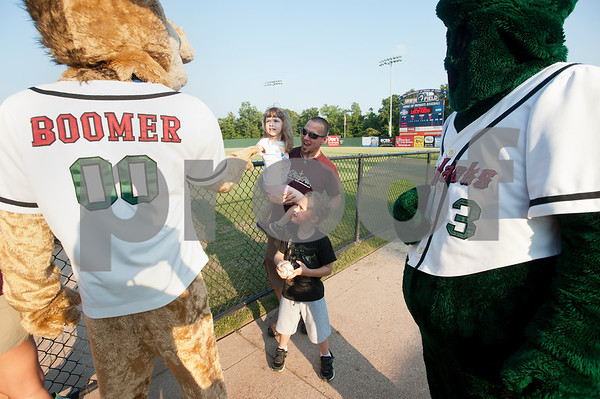East Texas Pump Jacks First Home Game in Tyler
