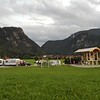 Camp site in Inzell