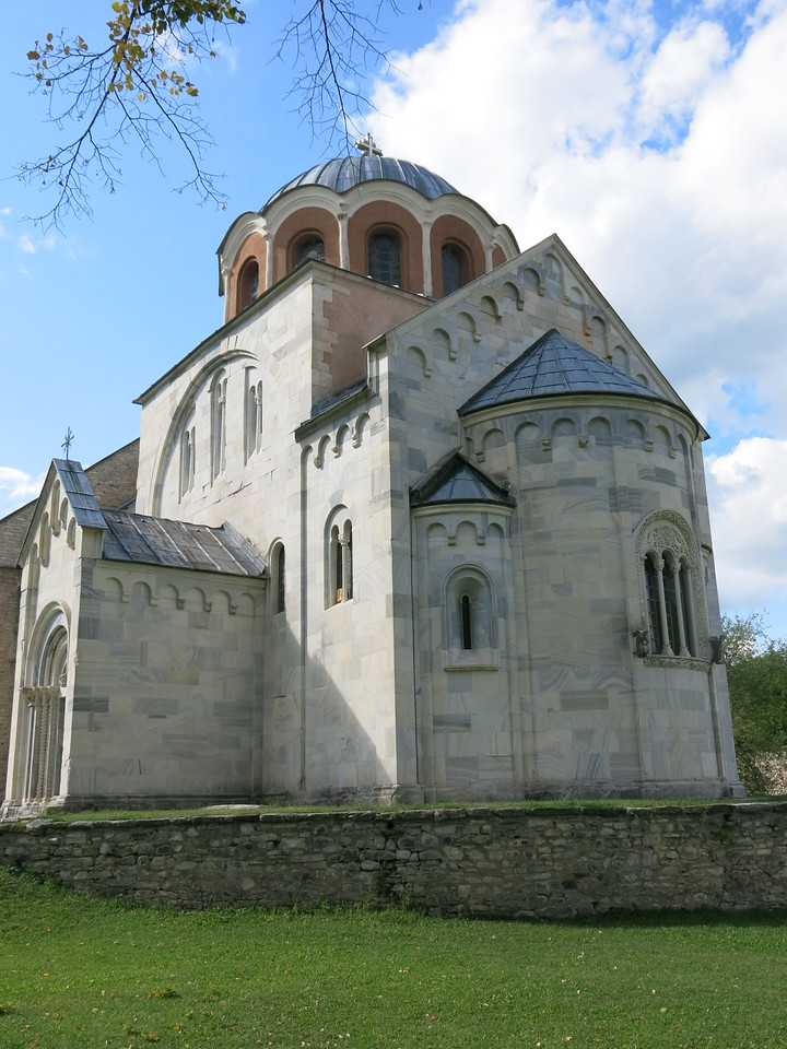 Studenica Monastery church