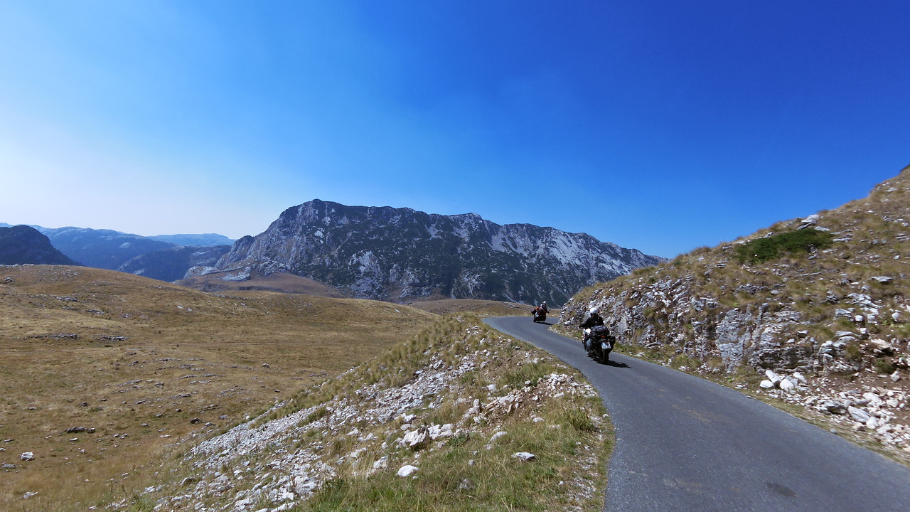Endless riding fun in the most beautiful scenery