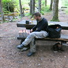 Luxury wild camping in Slovenia