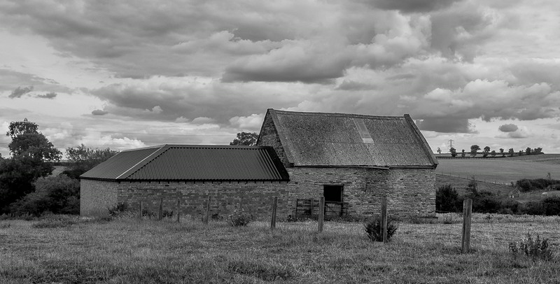 Outbuildings, Astcote, Northamptonshire