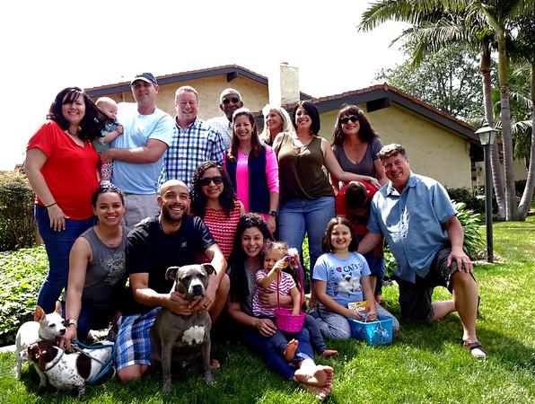 Easter 2018 San Diego CA