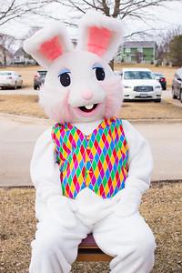 Easter Egg Hunt at Little Friends of Living Faith