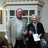 Northern Easter Festival 2017 - Improvers Pairs winners - Ian Bergel & Joan Robertson