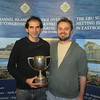 London Easter Festival 2017 - Championship Pairs winners, David Bakhshi &  Ollie Burgess