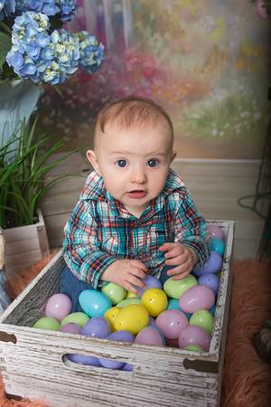 Aiden Pinkston | Easter Minis | 2018