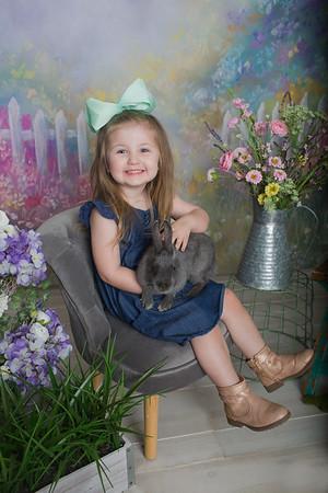 Maddie + Weston | Easter Mini | 2018