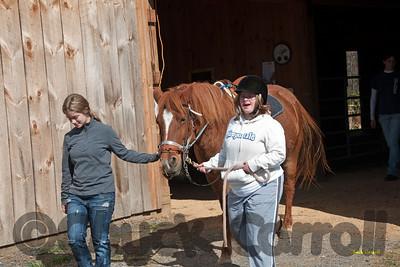 Easter Seals of Central Pennsylvania --  Horseback Riding - 10-17-2010, State College Pennsylvania