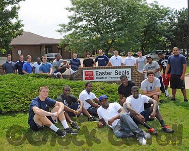 The Penn State Football Team