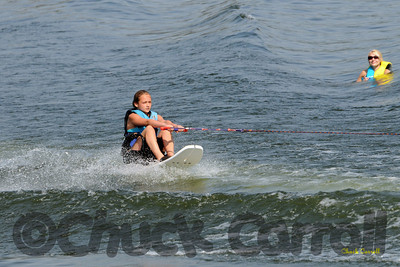 Eastrer Seals of Central Pennsylvania - Raystown Lake , Waterskiing