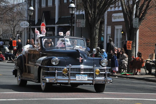 Easter Sunday Car Parade 27March16