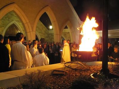 Easter Vigil 2016