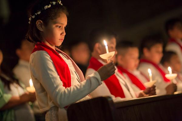 Easter Vigil 2018