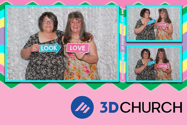 Easter at 3D Church