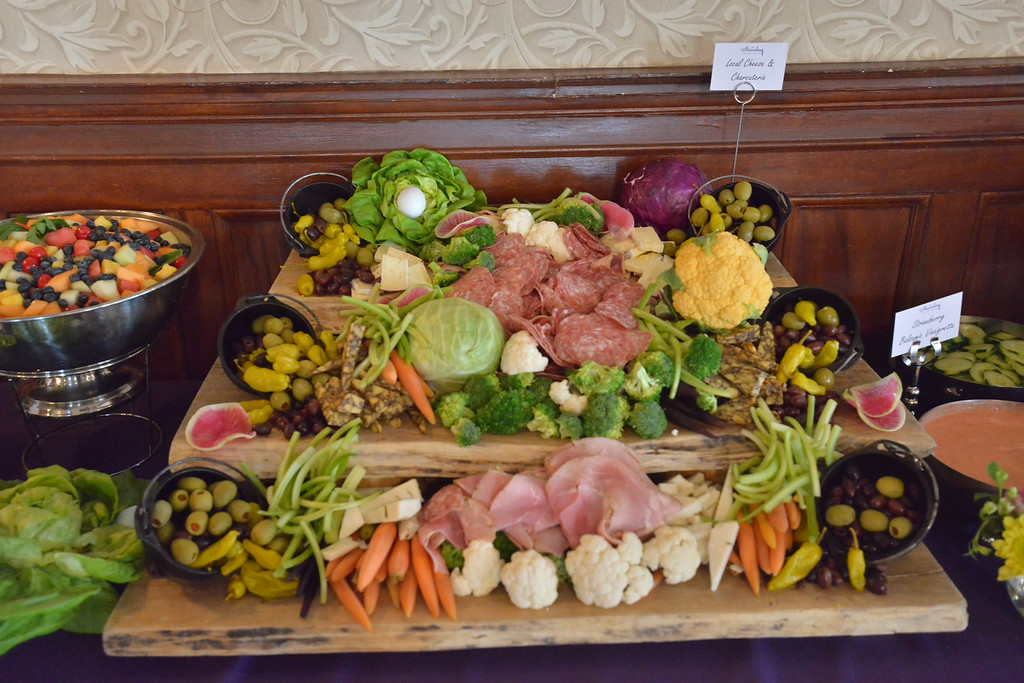 . The Stanley Hotel staff put together some amazing displays. (Daniel Sewell/Trail-Gazette)