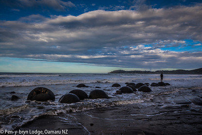 Easter in Moeraki