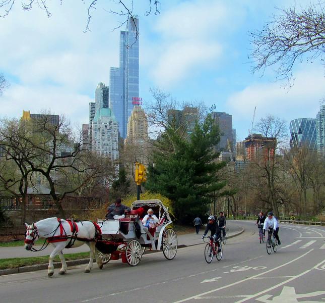 Easter in Central Park 2016