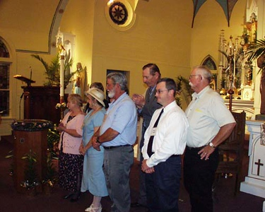 2002 Easter Vigil Mass